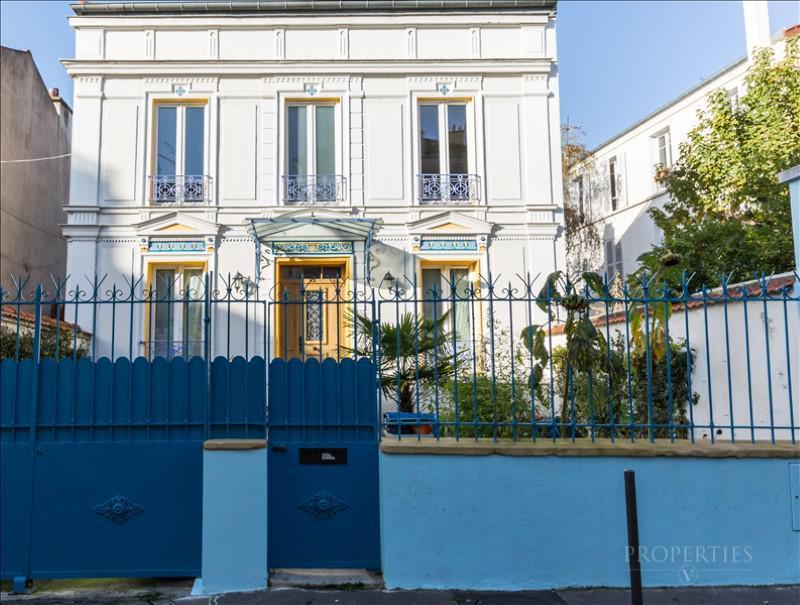 Properties v bien a vendre maison centre ville vincennes for Piscine vincennes